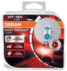 H7 Osram Night Breaker LASER 2-pack