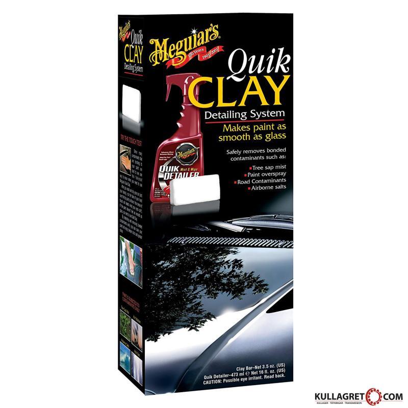 Quik Clay Detailing System Kit | Meguiars