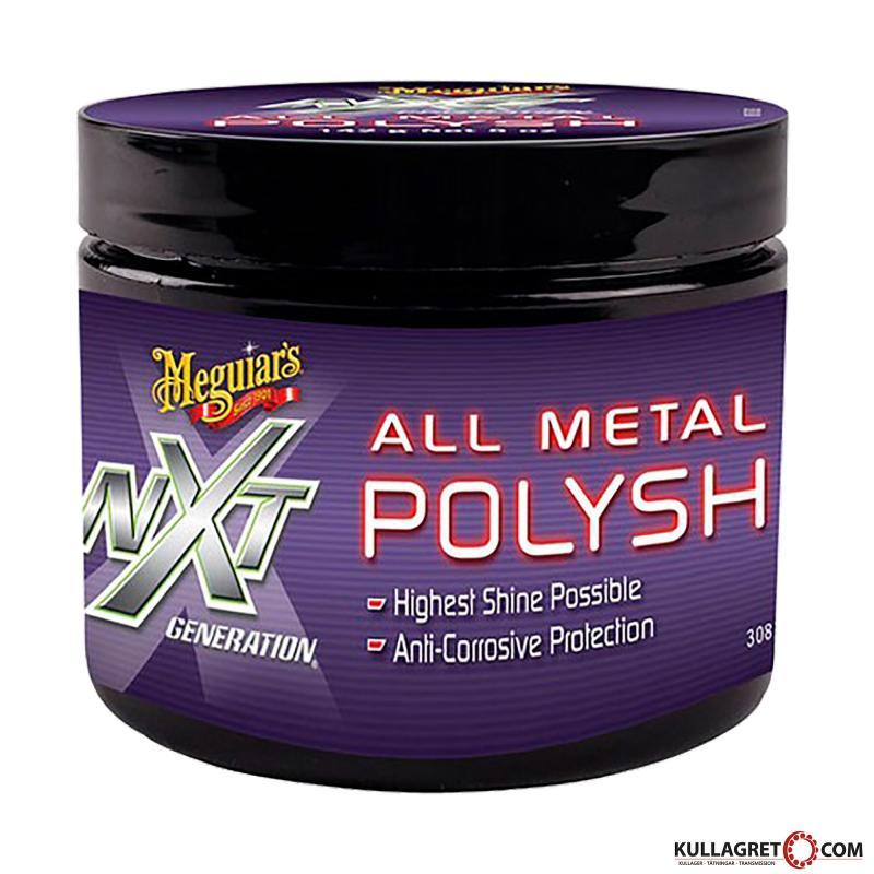 NXT Metall Polysh   Meguiars