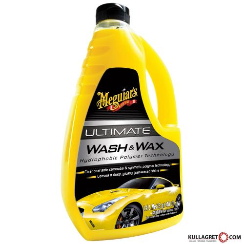 Ultimate Wash & Wax Vaxschampo 1,42L | Meguiars