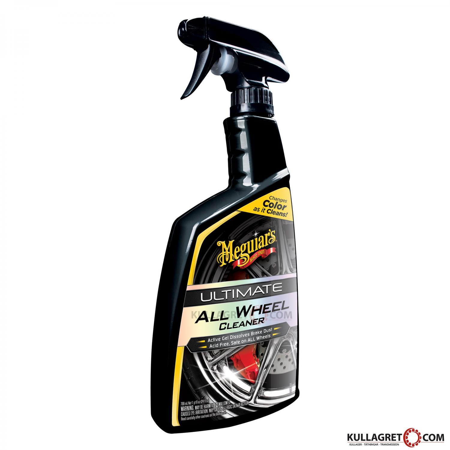 Ultimate All Wheel Cleaner 710ml | Meguiars