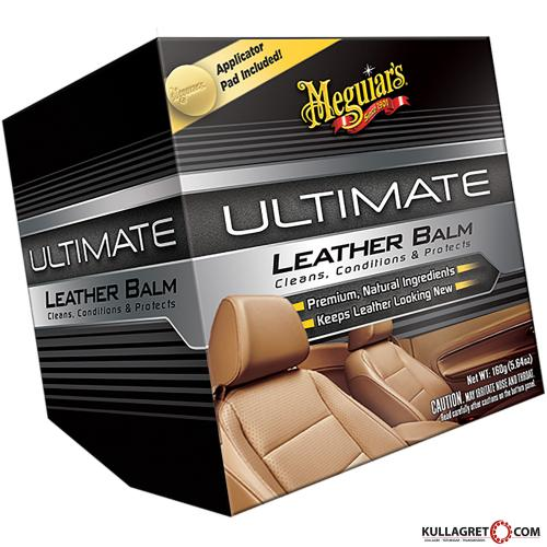 Ultimate Leather Balm Meguiars
