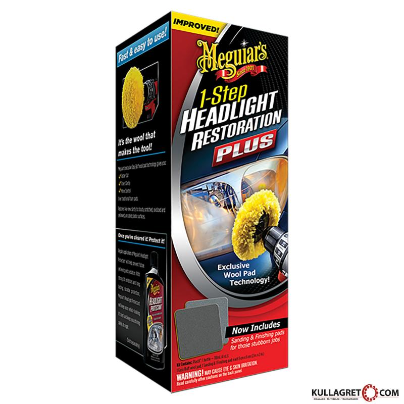 Headlight Restoration Kit | Meguiars