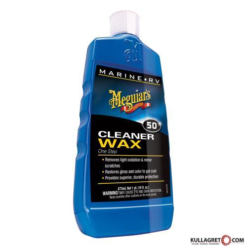 M50 Cleaner Wax Marine | Meguiars