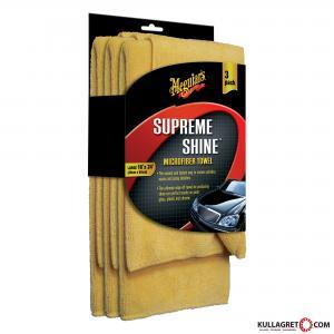 Supreme Shine Microfiber 3-pack - Meguiars