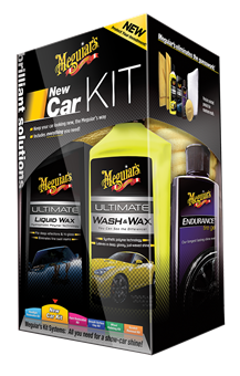 New Car Kit | Meguiars