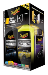 New Car Kit | Meguiars