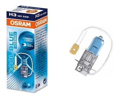 H3 Osram Cool Blue Intense 1-PACK
