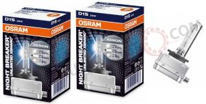 D1S Osram Night Breaker Unlimited 2-pack