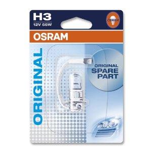 H3 12V 55W OSRAM ORIGINAL Line