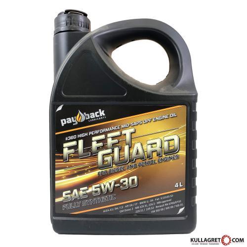 Payback #360 5W-30  FLEET GUARD Motorolja 4L
