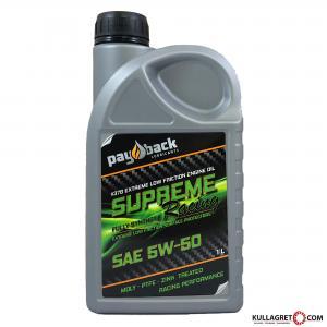 "Payback #376 5W-50 Supreme ""ZINK"" Motorolja 1L"