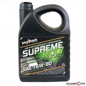 Payback #390 75W-90 Supreme Moly GL-5 LS Växellådsolja