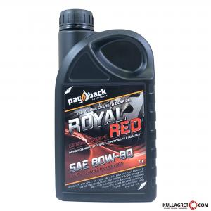 Payback #391 80W-90 Royal Red Växellådsolja