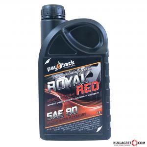 Payback #391 SAE 90W Royal RED Växellådsolja