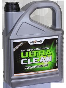 Payback #633 Ultra Clean Fordonstvätt 4L