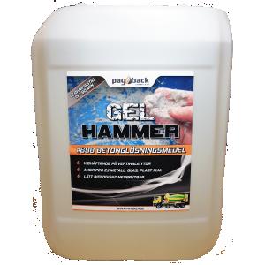 Payback #698 Gel Hammer 20 L