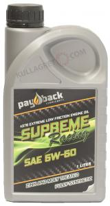 "Payback #376 5w-50 Supreme ""zink"" Racing 1L"