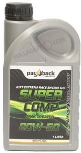 "Payback #377 20W-50 Super Comp Mineral ""ZINK"" 1L"