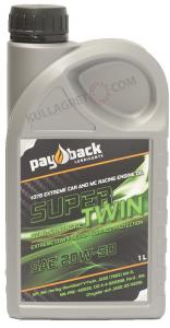 "Payback #378 20W-50 Semi-Synt ""ZINK"" Racing Comp 1L"