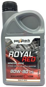 PAYBACK #391 80w-90 Royal Red 1L