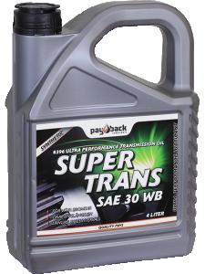 Payback #396 SAE 30W Super Trans Växellådsolja