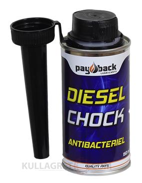 "Payback #480 Diesel Chock ""BAKTERIEDÖDARE"" 150ml"
