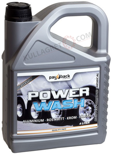 PAYBACK #632 Power Wash 4L