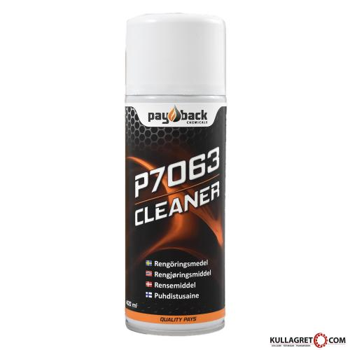 P7063 Cleaner 400ml