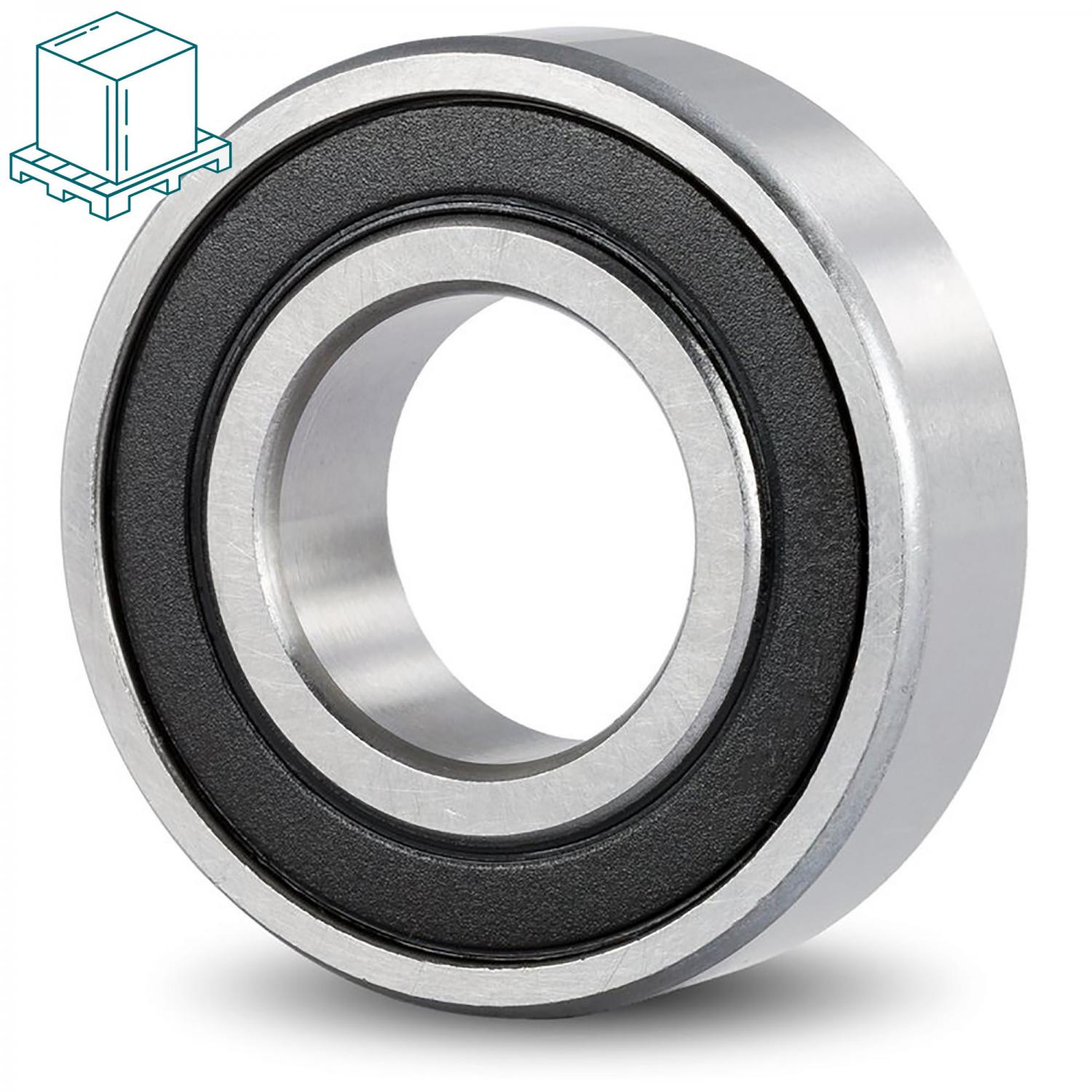 6000 2RS C3 Kullager SKF / 350st Storpack