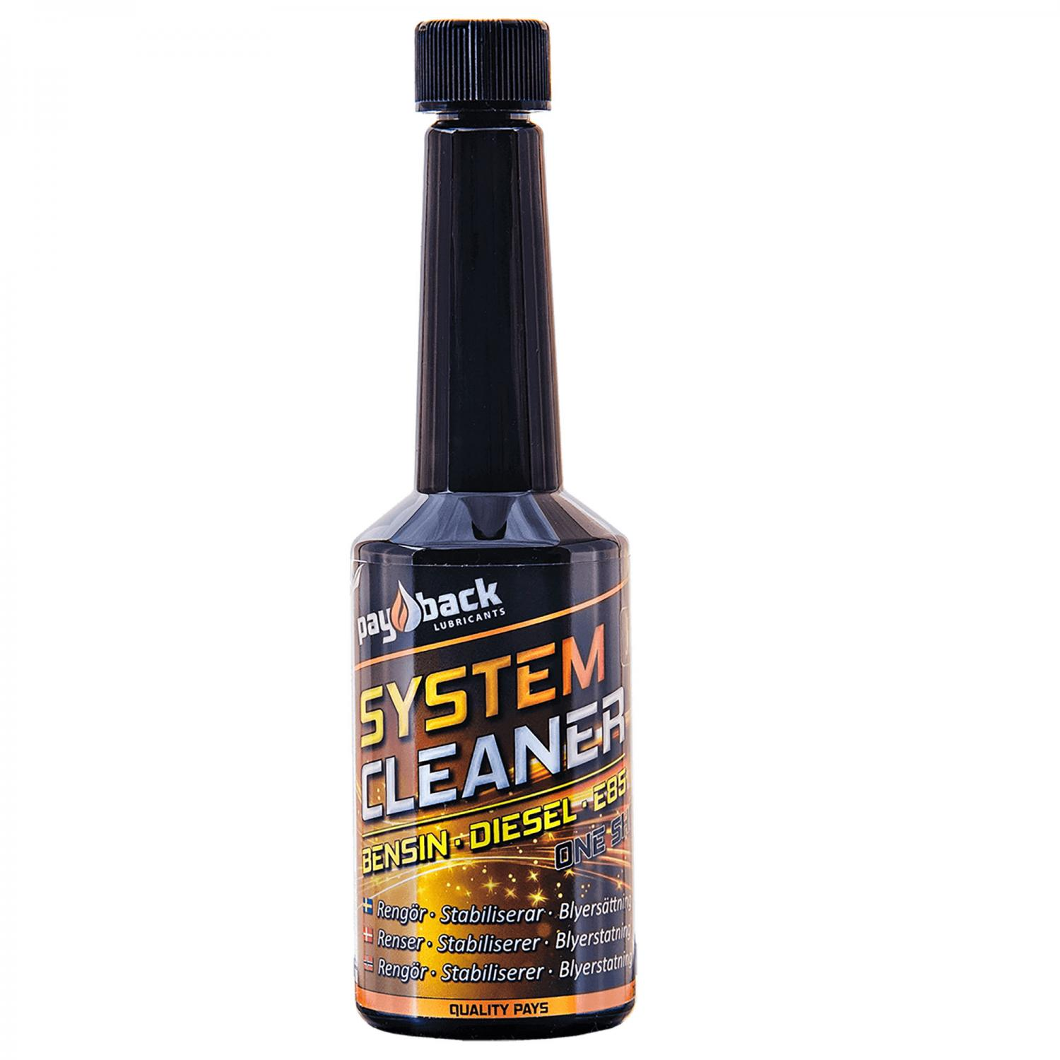 Payback #470 Fuel Cleaner & Stabilizer 250ml