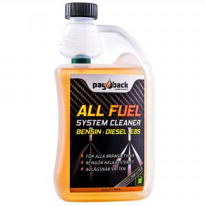 Payback #470 Fuel Cleaner & Stabilizer 500ml