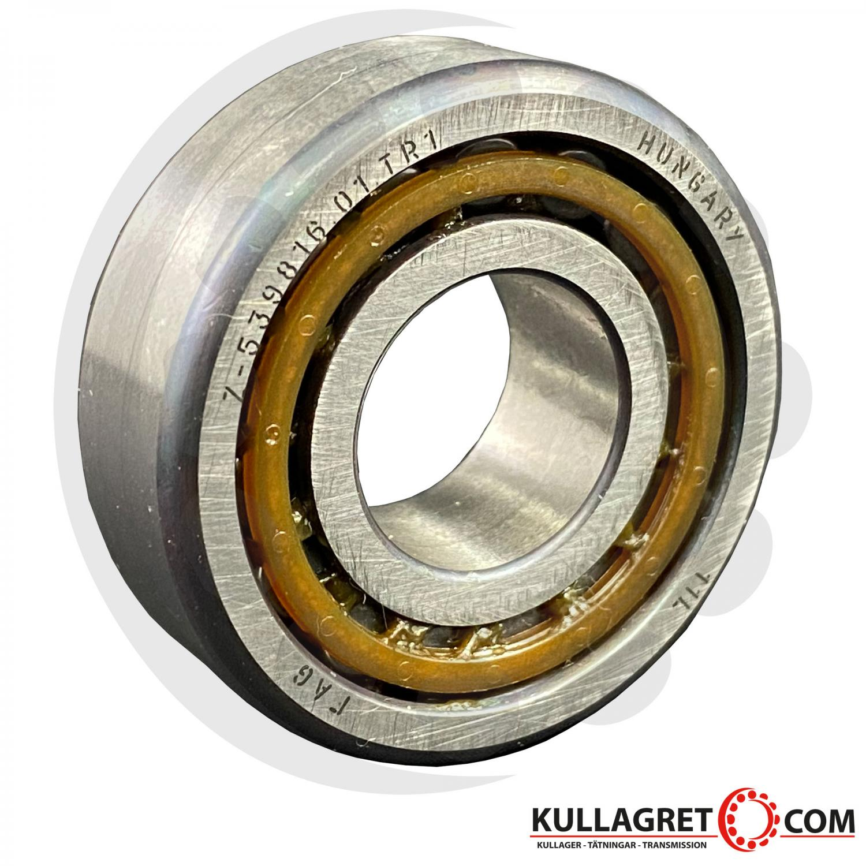 539816 A Cylindriskt Rullager FAG