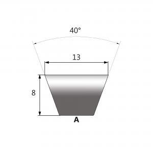A18 (13x457Li) OLEOSTATIC GOLD Kilrem