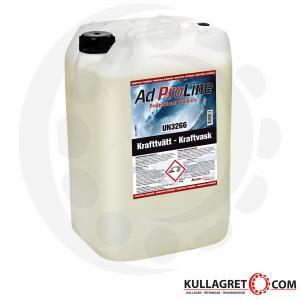 Krafttvätt 25L | AdProline