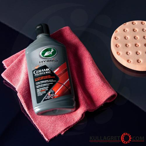 Ceramic Polish & Wax | Turtle Wax