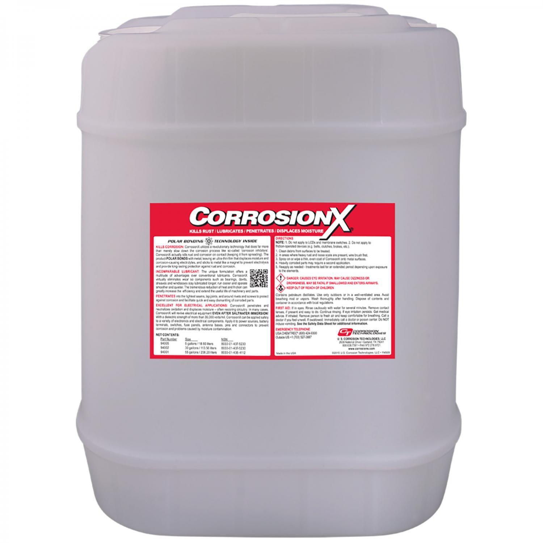 CorrosionX Röd / Dunk 20Liter