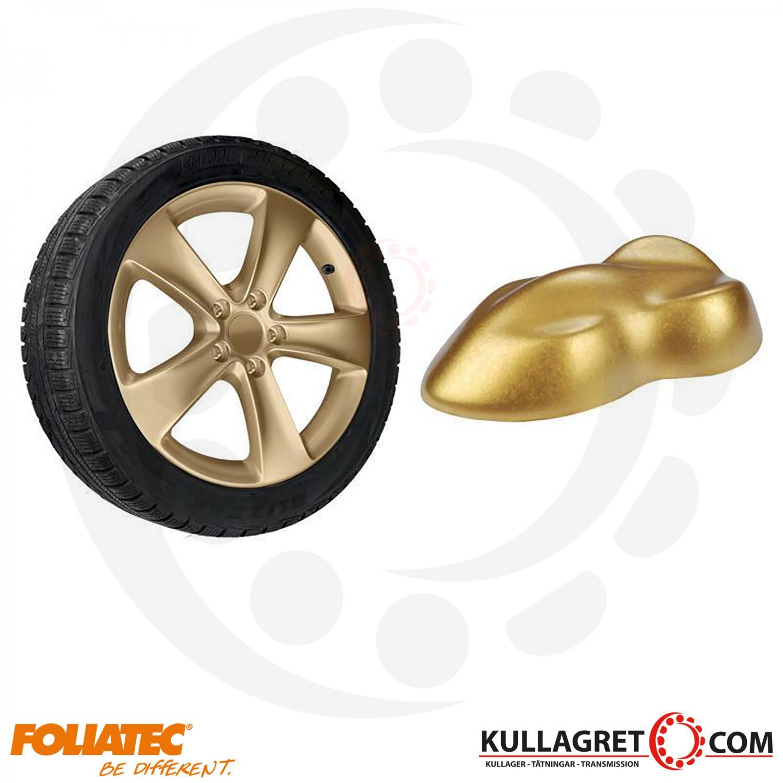 Guld Metallic Foliatec Spray film 400ml