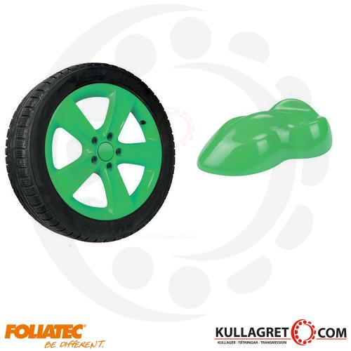 Grön Blank Foliatec Spray film 400ml