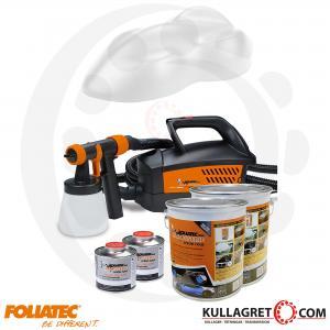 Vit Matt Foliatec Spray system inkl.kompressor