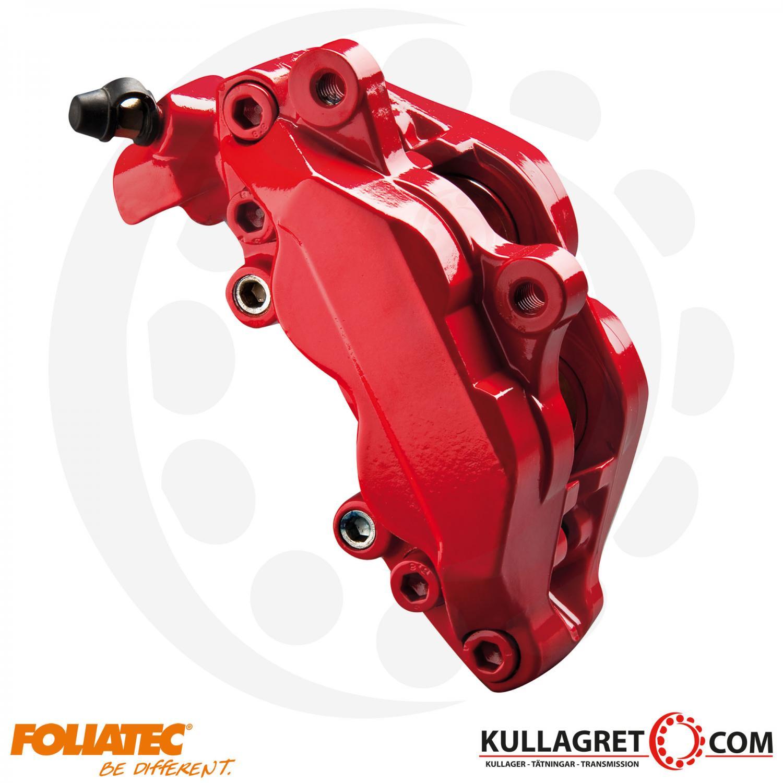 """Röd """"RACING ROSSO"""" Bromsoksfärg Foliatec 2-komponent"""