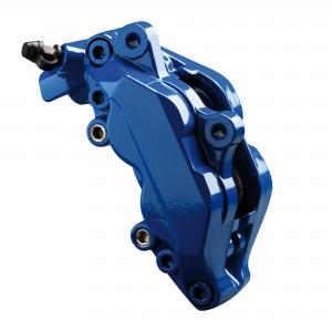 "Blå ""RS BLUE"" Bromsoksfärg Foliatec 2-komponent"