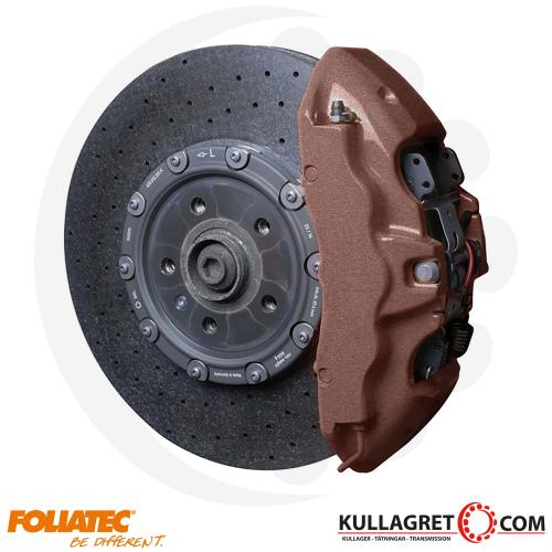 "Koppar Metallic Bromsoksfärg ""VINTAGE COPPER"" Foliatec 2-komponent"