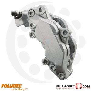 "Silver Metallic Bromsoksfärg ""STRATOS SILVER"" Foliatec 2-komponent"