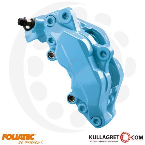 "Ljusblå Bromsoksfärg ""SKY BLUE"" FOLIATEC 2-komponents"