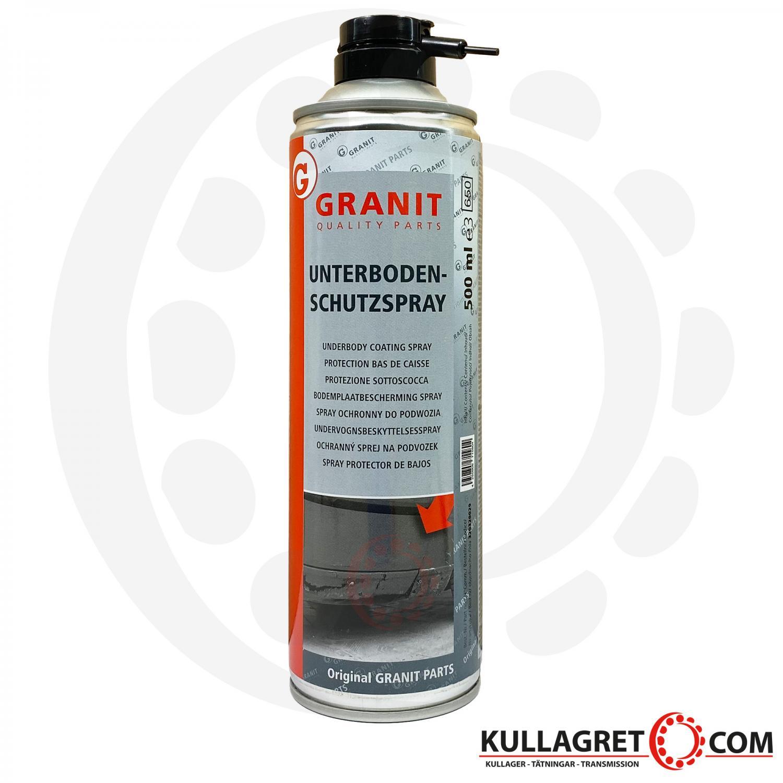 Granit Underredsskydd Spray 500ml