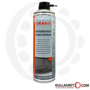 Granit Underredsskydd Spray 500ml
