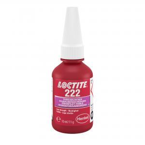 Loctite 222 Gänglåsning 10ml