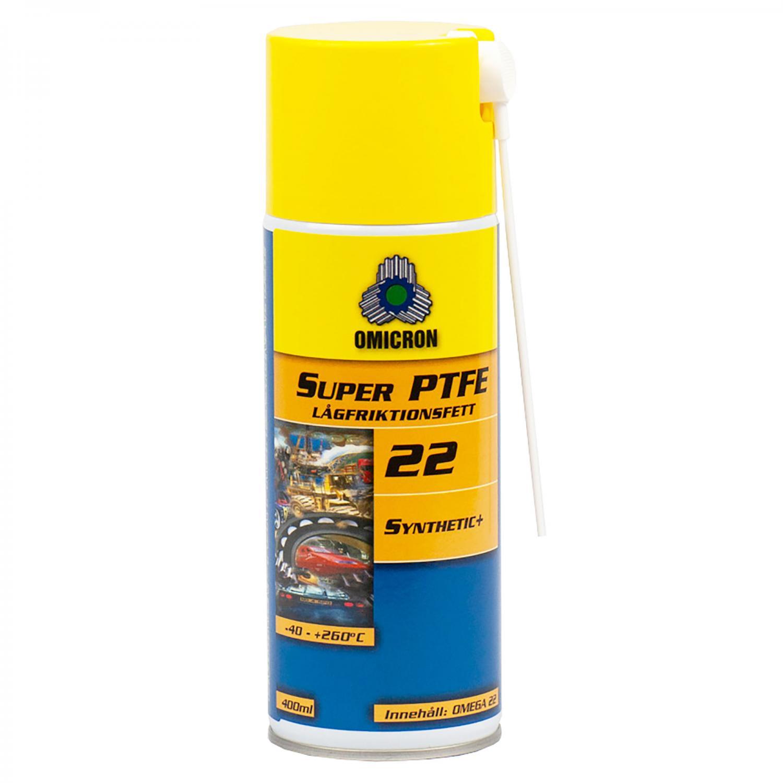 "Omicron 22 Lågfriktionsfett ""PTFE"" Spray 400ml"