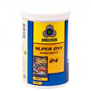 Omicron 24 Super OXY PTFE NLGI 2 Fett 1kg